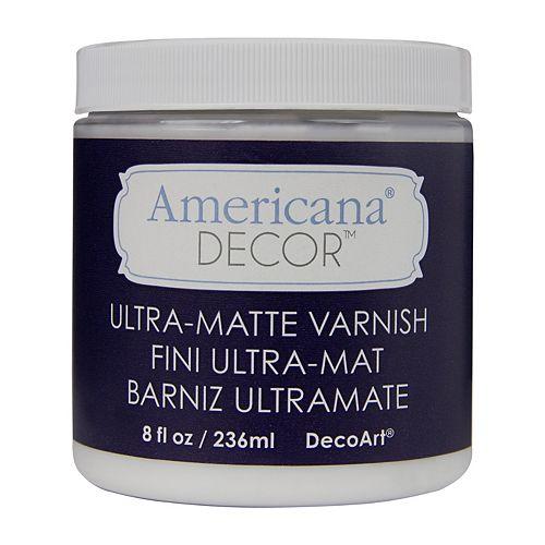 Americana Varnish 8oz Ultra Matte