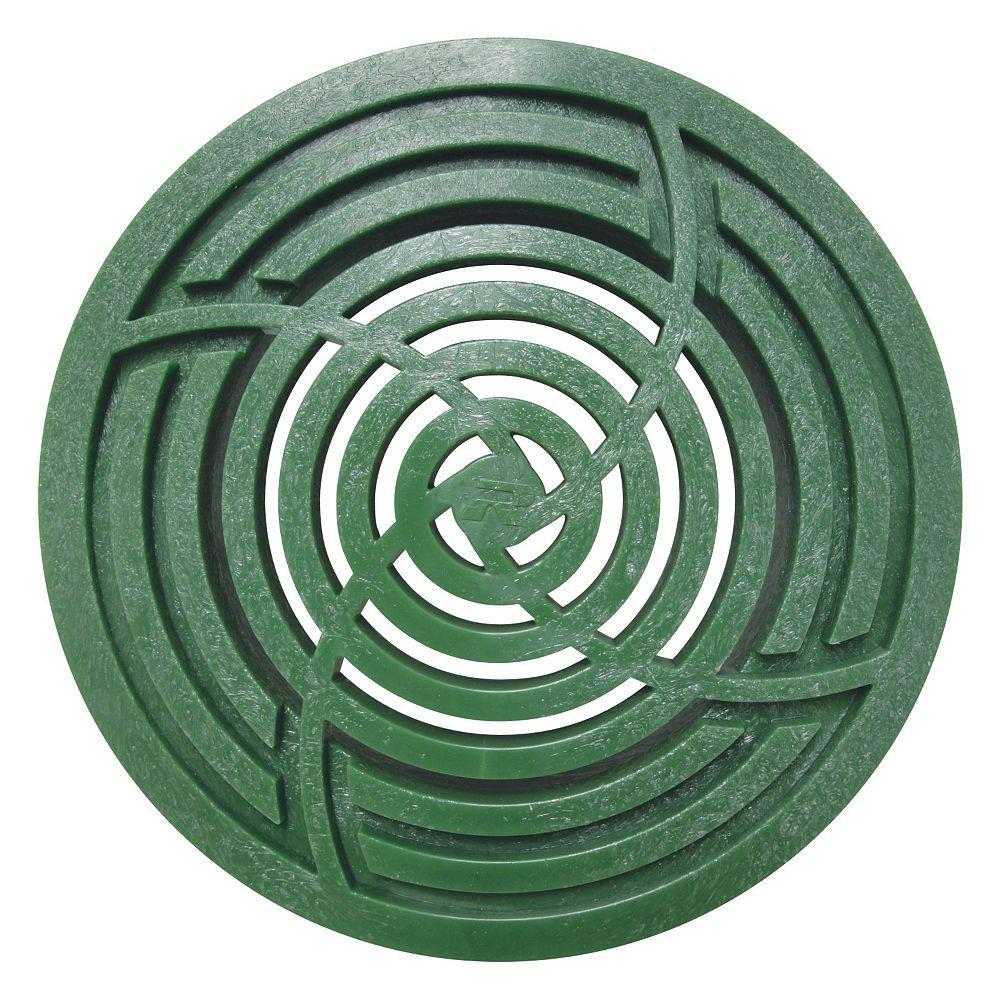 RELN 4 inch Round Green Grate