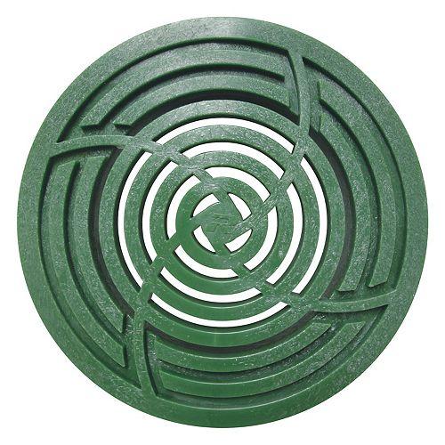 4 inch Round Green Grate