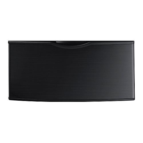27 inch Pedestal - Black Stainless - WE357A0V