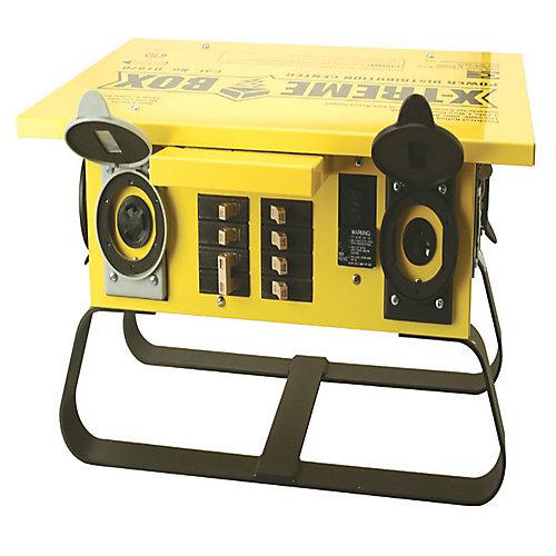 Xtreme box de type traîneau