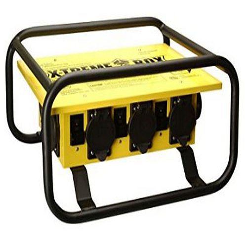 X-treme box empilable