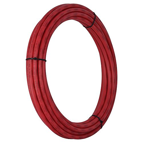 1/2 inch PEX 50 ft. Coil Red