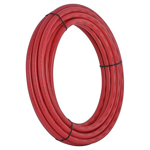 3/4 inch PEX 50 ft. Coil Red