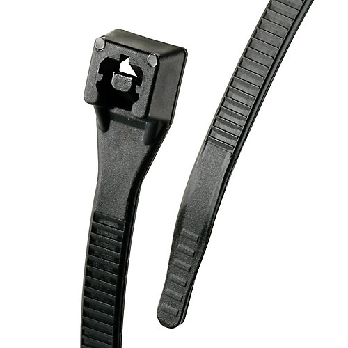 8 Inch  Xtreme Cable Tie Blk 20/bag