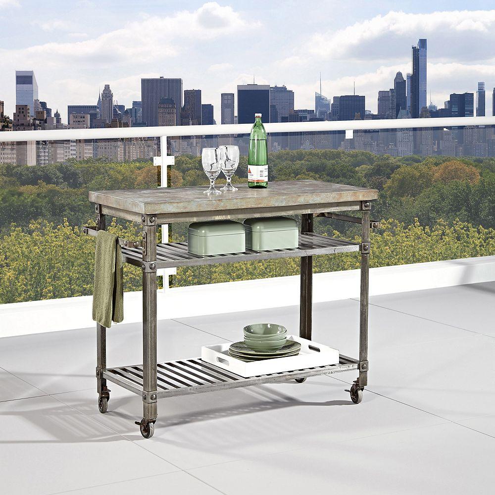 Home Styles Urban Style Kitchen Cart