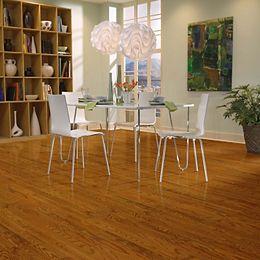 White Oak Gunstock 3/4-inch x 3 1/4-inch x Varying Length Hardwood Flooring (22 sq. ft. / case)