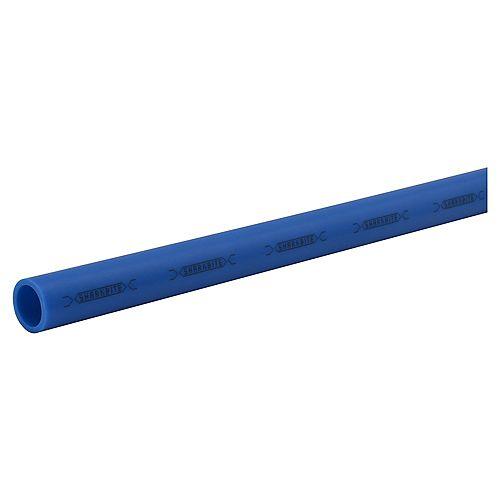 3/4 Inch x 10 Feet BLUE PEX PIPE