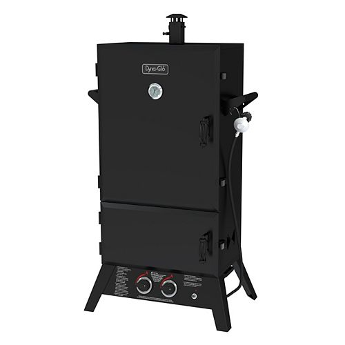 43-inch Wide Body Vertical Propane Smoker