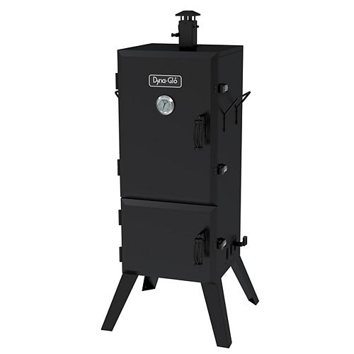 36-inch Vertical Charcoal Smoker