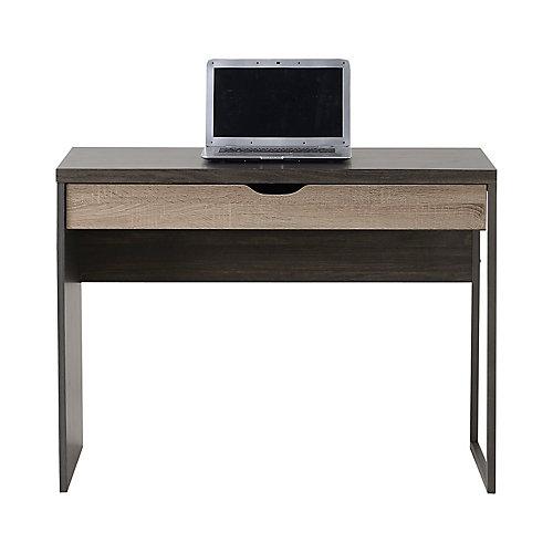 1-Drawer Laptop Desk in Reclaimed Wood