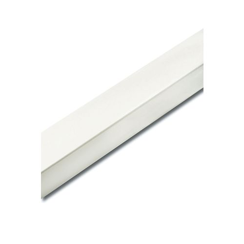 White Lacquered Baluster 1-1/4 Inch x 1-1/4 Inch x 40 Inch