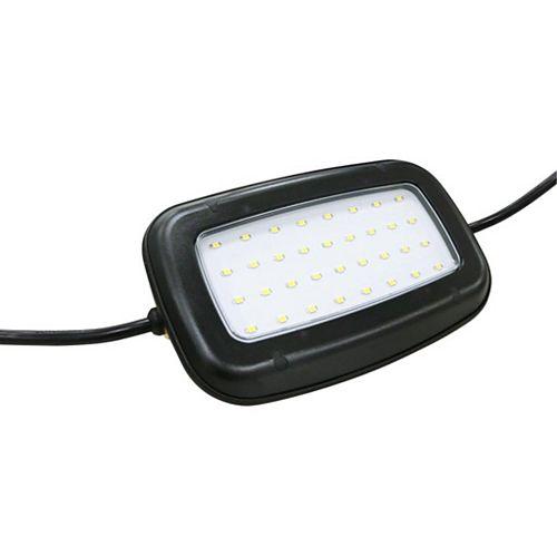 HDG 50 ft. 3000 Lumen LED Portable String Work Light