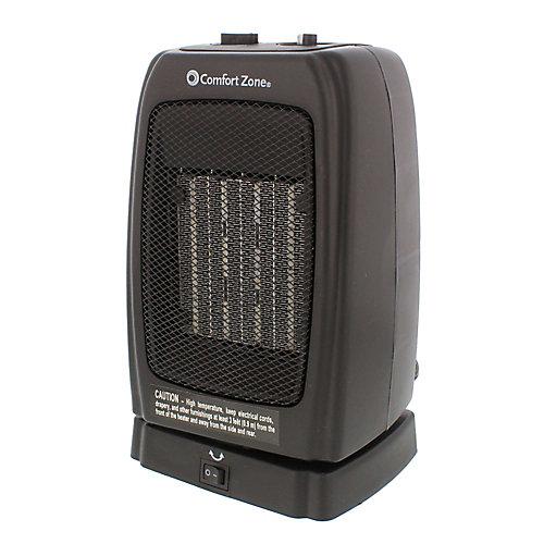 Oscillating Heater/Fan Ceramic Heater