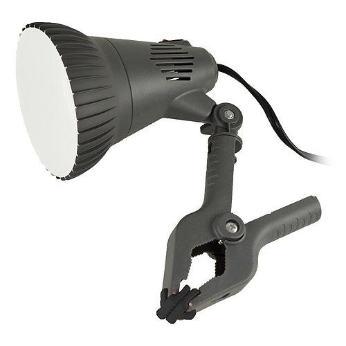 1000 Lumen Clamp Lamp