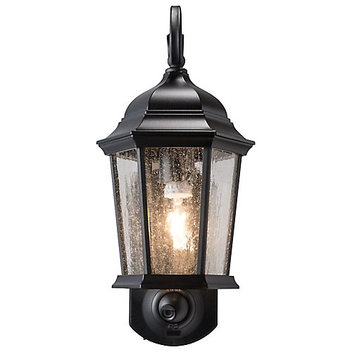 Coach Smart Security Light - Textured Black
