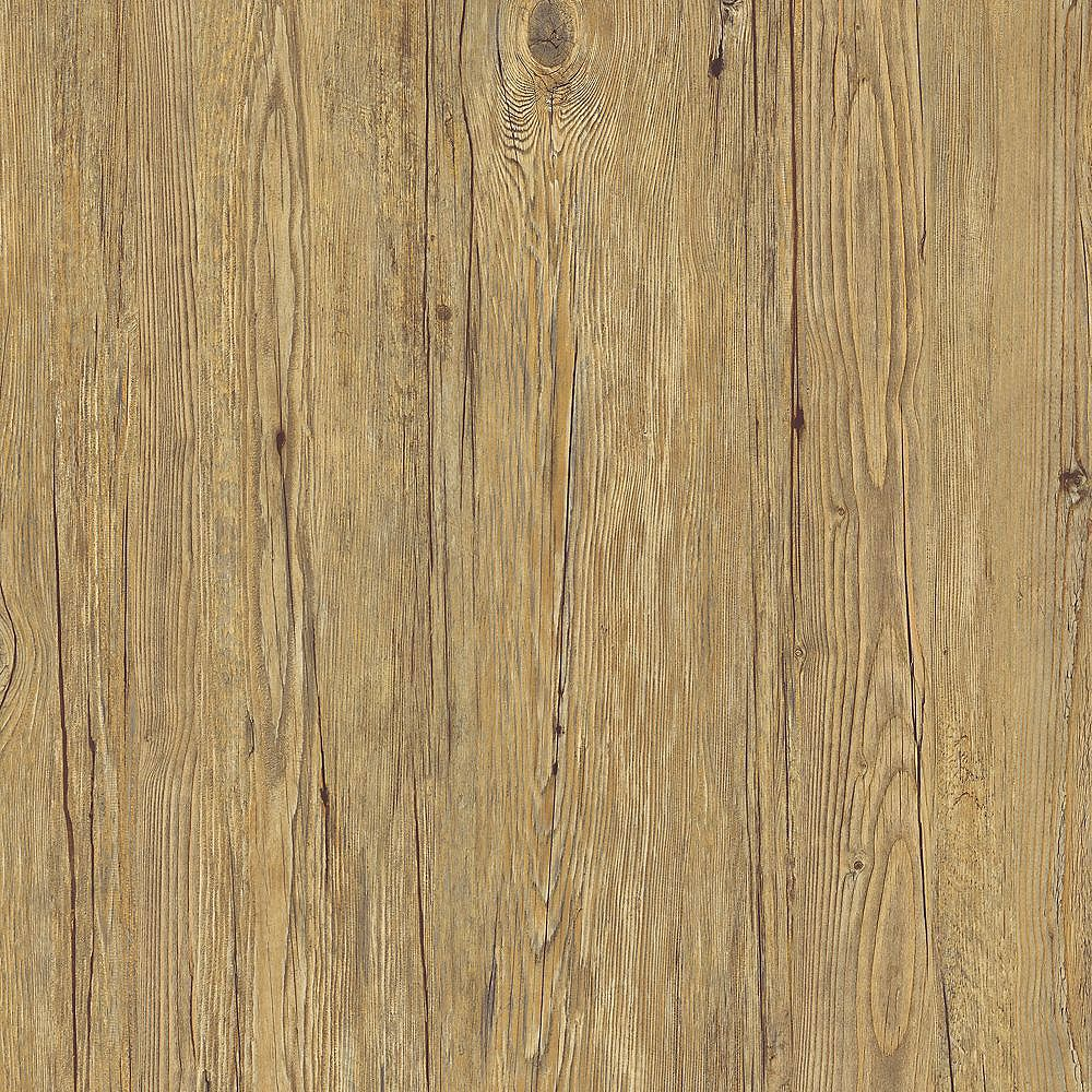 TrafficMASTER 6-inch x 36-inch Country Pine Luxury Vinyl Plank Flooring (24 sq.ft. / case)