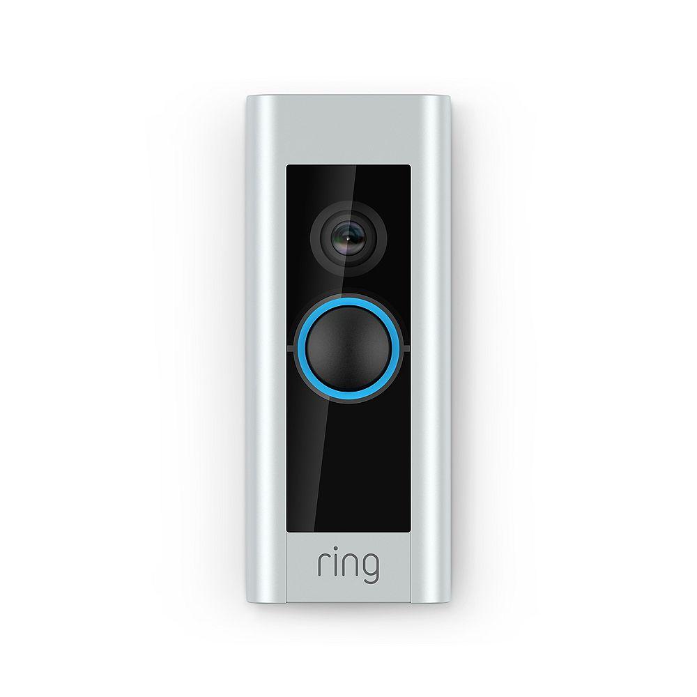 Ring Ring Vidéo Doorbell Pro