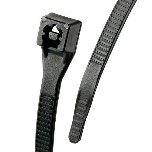 Serre-câble Xtreme, 14 po, noir, 100 unités