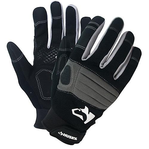Medium Duty Work Gloves (3-Pack)
