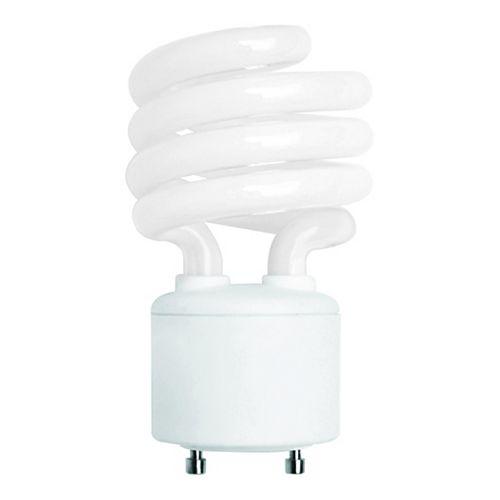 13W GU24 CFL Bulb