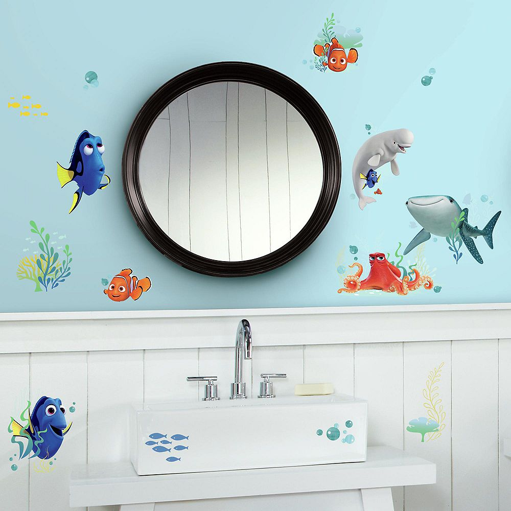 RoomMates RoomMates Stickers Muraux FINDING DORY