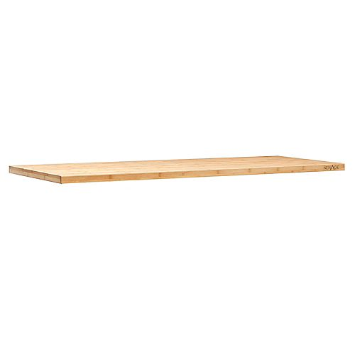 Pro Series and Performance Plus 2.0 Series 84 inch Bamboo Worktop