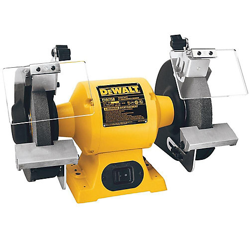 DW758 8-In (205 Mm) Bench Grinder