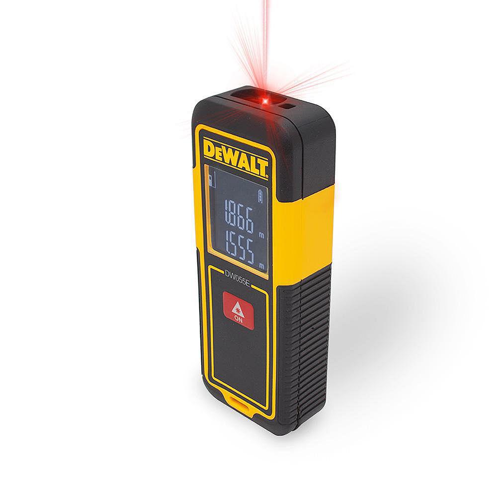 DEWALT DW055E 55 Feet Laser Distance Measurer