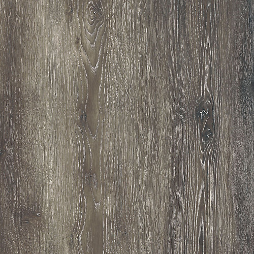 Dark Grey Oak Multi-Width x 47.6-inch Luxury Vinyl Plank Flooring (19.53 sq. ft. / case)