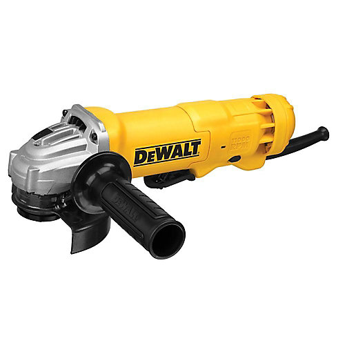 120V 4-1/2-inch Corded Small Angle Grinder