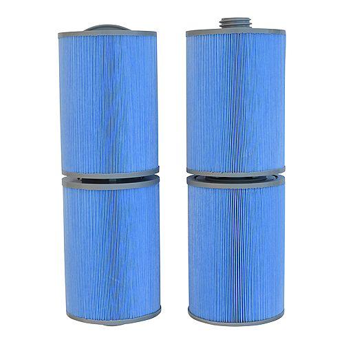 Microban 200 sq. ft. Swim Spa Filters