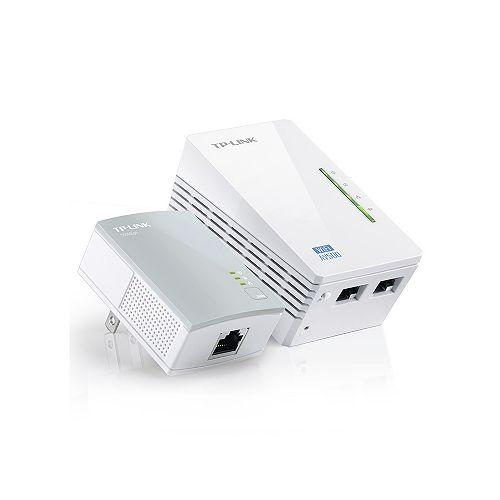 Kit de démarrage Extenseur CPL AV500 Wi-Fi N 300 - TL-WPA4220KIT