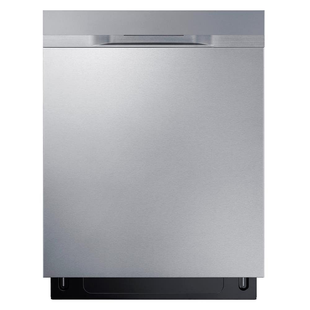 Samsung Lave-vaisselle 24 pouces Top Control en blanc avec cuve en acier inoxydable - ENERGY STAR®, 48 dBA