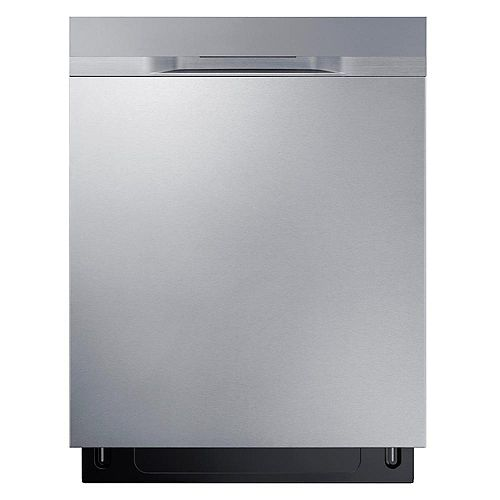 24-inch Top Control Dishwasher in Stainless Steel with Stainless Steel Tub  - ENERGY STAR®, 48 dBA