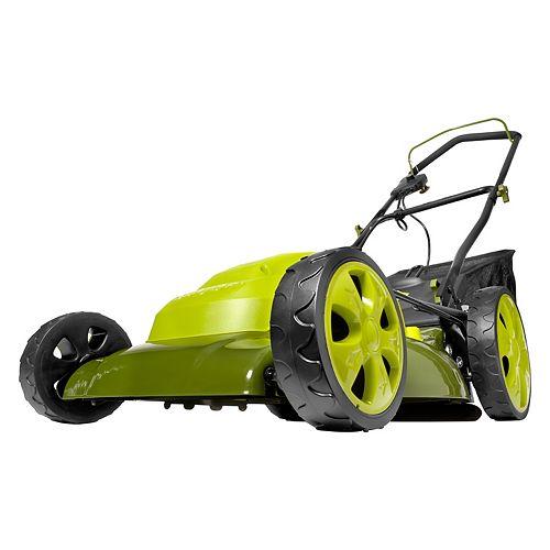 Mow Joe 20-inch 12 amp Electric Lawn Mower