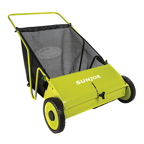 26-inch Manual Push Lawn Sweeper