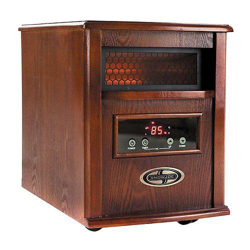 Glo 1500 Watt Infrared Quartz Heater