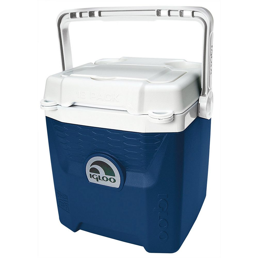 Igloo Quantum 11L Hard Sided Cooler in Midnight Blue
