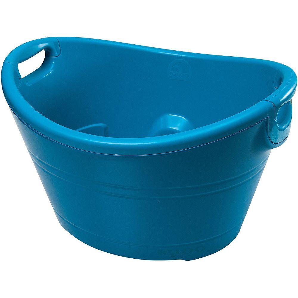 Igloo Party Bucket de 18,9 L d'Igloo - Bleu foncé