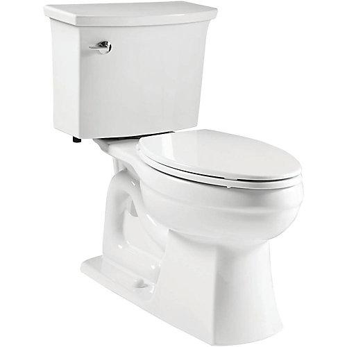 Elmbrook Comfort Height® two-piece elongated 1.28 gpf toilet
