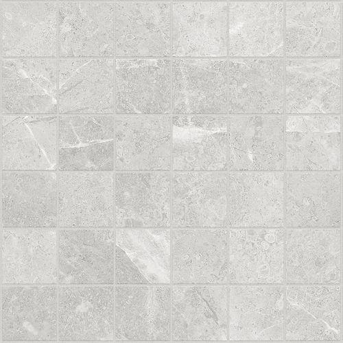 Enigma Pico Grey 2-inch x 2-inch HD Ceramic Mosaic Tile (9.68 sq. ft. / case)
