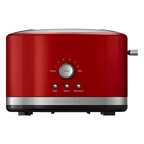 KitchenAid 2-Slice Toaster With High Lift Lever in Empire Red