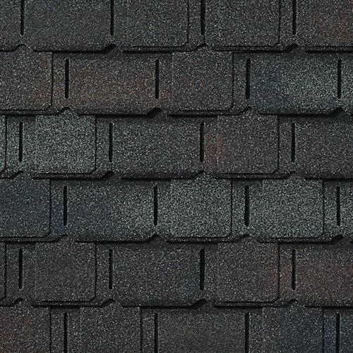 Camelot II Royal Slate Value Collection Lifetime Shingles (25 sq. ft. per Bundle)