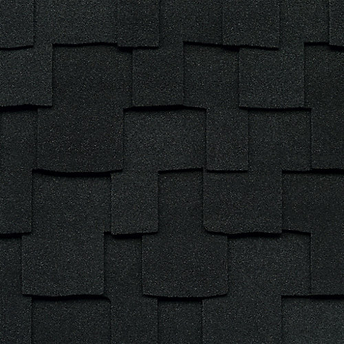 Grand Sequoia Charcoal Value Collection Lifetime Shingles (20 sq. ft. per Bundle)
