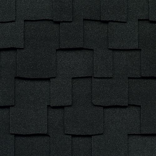Grand Sequoia Charcoal Value Collection Lifetime Shingles (20 sq. ft. per Bundle)