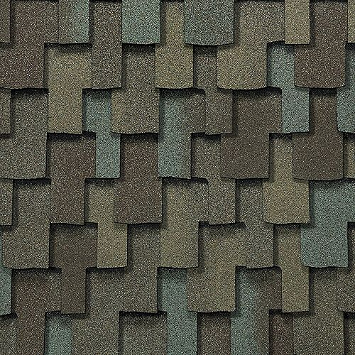 Grand Sequoia Weathered Timber Value Collection Lifetime Shingles (20 sq. ft. per Bundle)