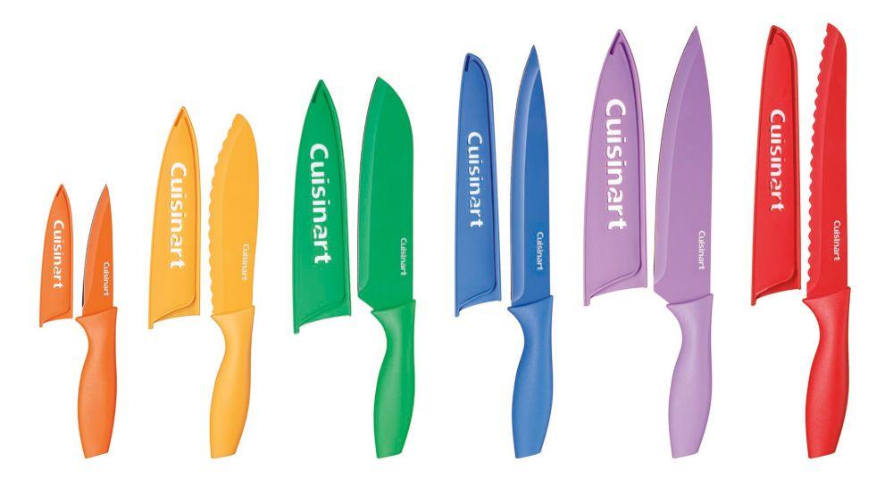Advantage Knife Set (12-Piece)