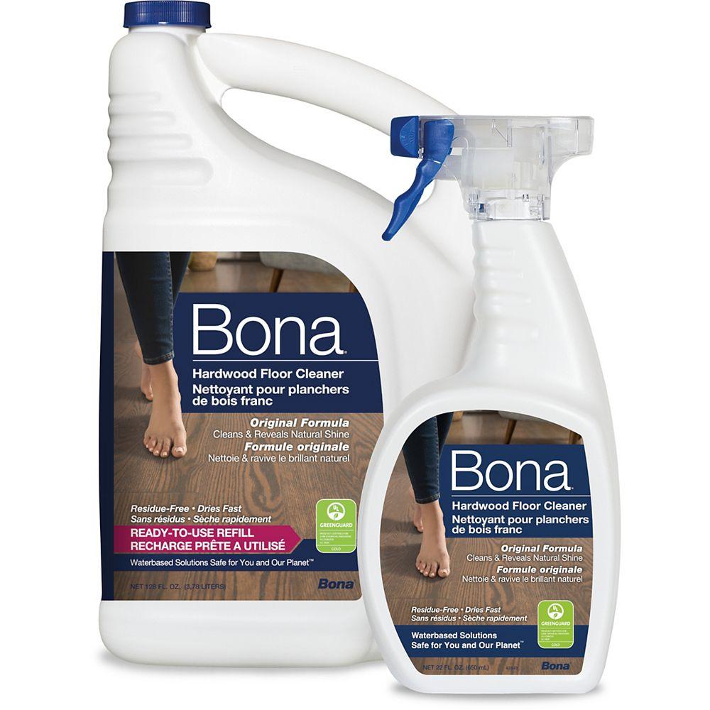 Bona 651ml Hardwood Floor Cleaner