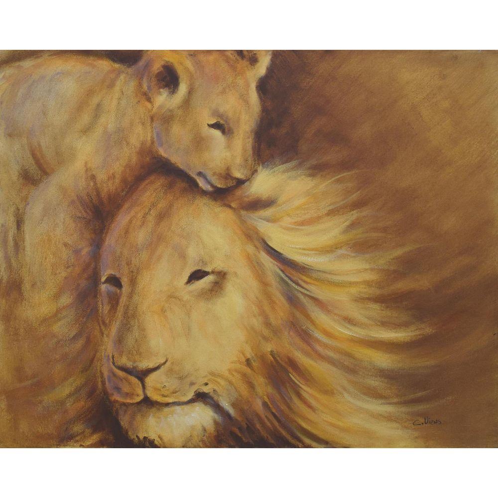 Ren-Wil Father & Son Canvas Art